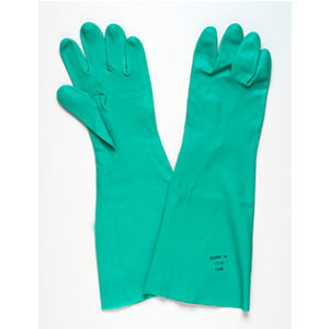 Solver Solvent and Chemical Resistant Nitrile Gloves (45cm) x 12 pairs - Bulk Wholesale