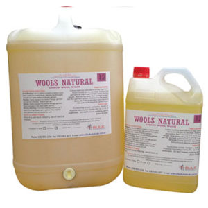 Wools Natural Premium Wool Wash 25 Litre Drum - Bulk Wholesale