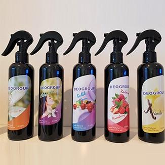 Deogroup Ambient Spray / Odour Neutraliser 300mL (Available in 7 fragrances) - Bulk WholeSale