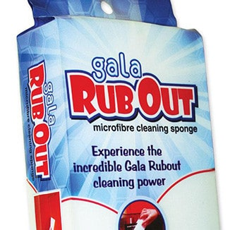 Gala RubOut Microfibre Sponge (Small or Large) - Bulk Wholesale