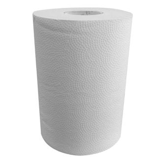 Gentility 80m x 18cm Embossed Paper Roll Towels x 16 rolls per carton - Bulk WholeSale