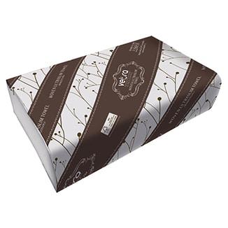 Veora Exclusive Woven Ultraslim Towel 2-Ply 150 sheet x 16 packs per carton - Bulk Wholesale