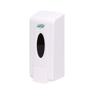 SABCO Professional Plastic Soap Dispenser 600mL or 1000mL - Bulk WholeSale