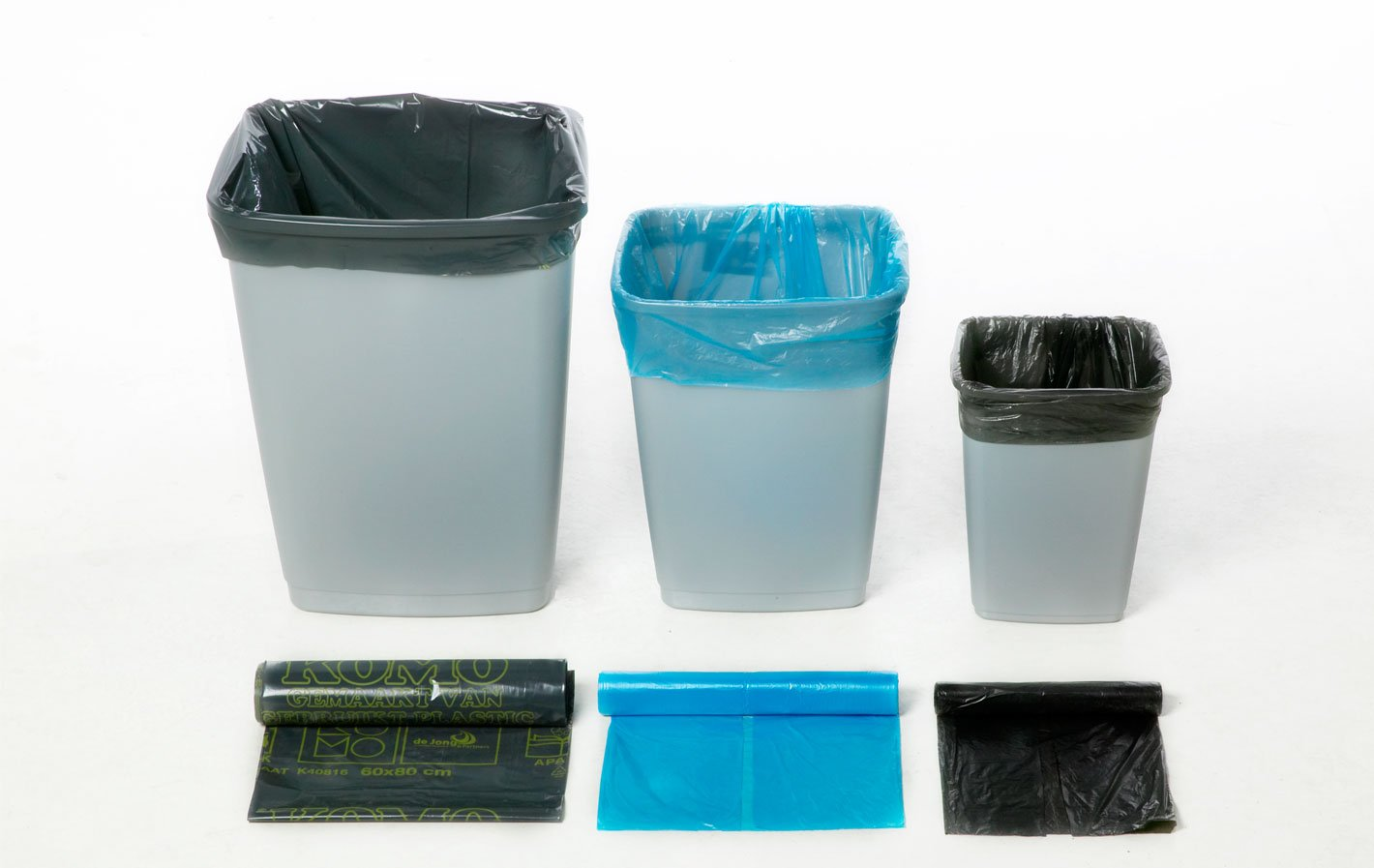Garbage Bin Liners - Bulk Wholesale