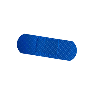 Premium Adhesive Detectable Blue Strips 100 pack - Bulk WholeSale