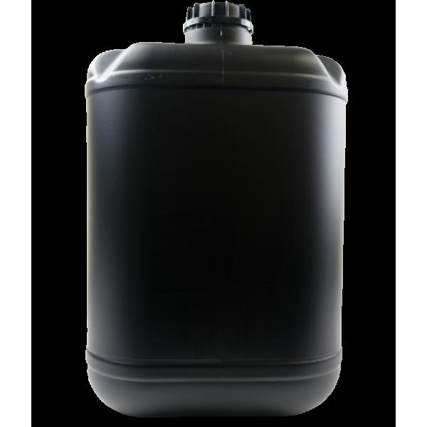 Empty 25 Litre BLACK DG Drums with Lid - Bulk WholeSale