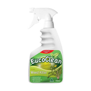 Eucoclean All Natural Organic Weed Killer 750mL Spray - Bulk WholeSale