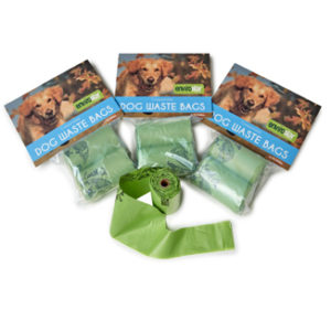 Envirostar Dog Waste Bags GREEN 20um x 30 pack - Bulk WholeSale