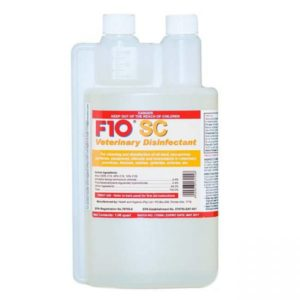 F10SC Veterinary Disinfectant (200mL) Dilution Rate 1:500 - Bulk WholeSale