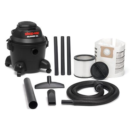 Shop Vac BLOWER Vac with detachable Blower Motor Top - Bulk WholeSale